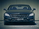Kicherer Mercedes-Benz CLS Edition Black (C218) 2011 pictures