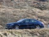 Mercedes-Benz CLS 63 AMG UK-spec (C218) 2011 pictures