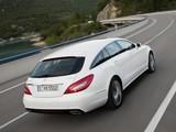 Mercedes-Benz CLS 250 CDI Shooting Brake (X218) 2012 images