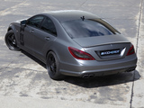 Kicherer Mercedes-Benz CLS 63 AMG Yachting (C218) 2012 images