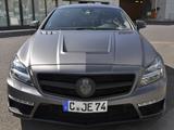 GSC Mercedes-Benz CLS 63 AMG (C218) 2012 images
