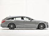 Brabus Mercedes-Benz CLS 350 CDI Shooting Brake (X218) 2012 images