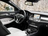 Mercedes-Benz CLS 63 AMG Shooting Brake (X218) 2012 photos