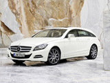 Mercedes-Benz CLS 250 CDI Shooting Brake (X218) 2012 pictures