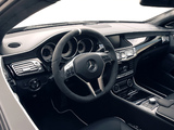 Kicherer Mercedes-Benz CLS 63 AMG Yachting (C218) 2012 pictures