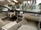 Mercedes-Benz CLS 250 CDI Shooting Brake (X218) 2012 wallpapers