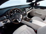 Mercedes-Benz CLS 500 4MATIC Shooting Brake AMG Sports Package (X218) 2012 wallpapers