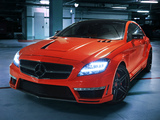 German Special Customs Mercedes-Benz CLS 63 AMG (C218) 2013 images
