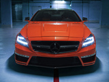 German Special Customs Mercedes-Benz CLS 63 AMG (C218) 2013 pictures