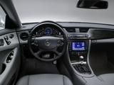 Mercedes-Benz CLS-Klasse photos