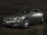 Photos of Mercedes-Benz CLS-Klasse