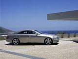 Photos of Mercedes-Benz CLS 500 (S219) 2004–10