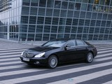 Photos of Mercedes-Benz CLS 350 CGI (C219) 2006–10