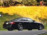 Photos of Mercedes-Benz CLS 63 AMG US-spec (C219) 2008–10