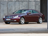 Photos of Mercedes-Benz CLS 280 (S219) 2008–10
