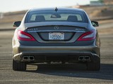Photos of Mercedes-Benz CLS 63 AMG US-spec (C218) 2010