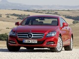 Photos of Mercedes-Benz CLS 350 CDI (C218) 2010