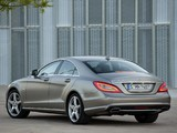 Photos of Mercedes-Benz CLS 350 AMG Sports Package (C218) 2010
