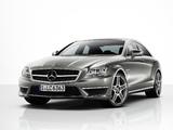 Photos of Mercedes-Benz CLS 63 AMG (C218) 2010