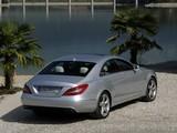 Photos of Mercedes-Benz CLS 350 (C218) 2010