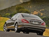 Photos of Mercedes-Benz CLS 550 AMG Sports Package (C218) 2010