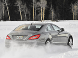 Photos of Mercedes-Benz CLS 550 4MATIC AMG Sports Package (C218) 2010
