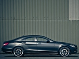 Photos of Kicherer Mercedes-Benz CLS Edition Black (C218) 2011