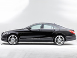 Photos of Lorinser Mercedes-Benz CLS-Klasse (C218) 2011