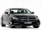 Photos of Brabus Mercedes-Benz CLS AMG Sports Package (C218) 2011