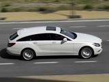 Photos of Mercedes-Benz CLS 250 CDI Shooting Brake (X218) 2012