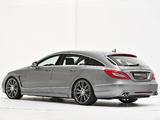 Photos of Brabus Mercedes-Benz CLS 350 CDI Shooting Brake (X218) 2012