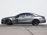 Photos of Kicherer Mercedes-Benz CLS 63 AMG Yachting (C218) 2012