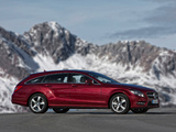 Photos of Mercedes-Benz CLS 500 4MATIC Shooting Brake AMG Sports Package (X218) 2012