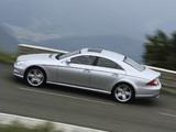 Pictures of Mercedes-Benz CLS 55 AMG (C219) 2005–10