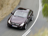 Pictures of Mercedes-Benz CLS 280 (S219) 2008–10