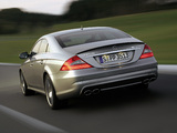 Pictures of Mercedes-Benz CLS 63 AMG (C219) 2008–10