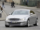 Pictures of Brabus CLS B7 (C219) 2008