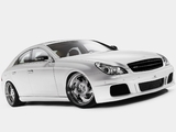 Pictures of Wheelsandmore Mercedes-Benz CLS 55 AMG (C219) 2009–10