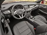 Pictures of Mercedes-Benz CLS 63 AMG US-spec (C218) 2010