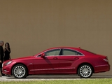 Pictures of Mercedes-Benz CLS 350 CDI (C218) 2010