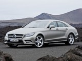Pictures of Mercedes-Benz CLS 350 AMG Sports Package (C218) 2010