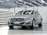 Pictures of Mercedes-Benz CLS 350 (C218) 2010