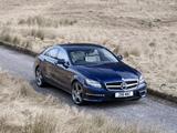 Pictures of Mercedes-Benz CLS 63 AMG UK-spec (C218) 2011