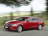 Pictures of Mercedes-Benz CLS 500 4MATIC Shooting Brake AMG Sports Package (X218) 2012