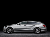 Pictures of Mercedes-Benz CLS 500 Shooting Brake (X218) 2012