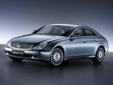 Mercedes-Benz Vision CLS 320 BlueTec Concept (C219) 2006 wallpapers
