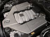 Mercedes-Benz CLS 63 AMG US-spec (C219) 2008–10 wallpapers
