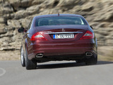 Mercedes-Benz CLS 280 (S219) 2008–10 wallpapers