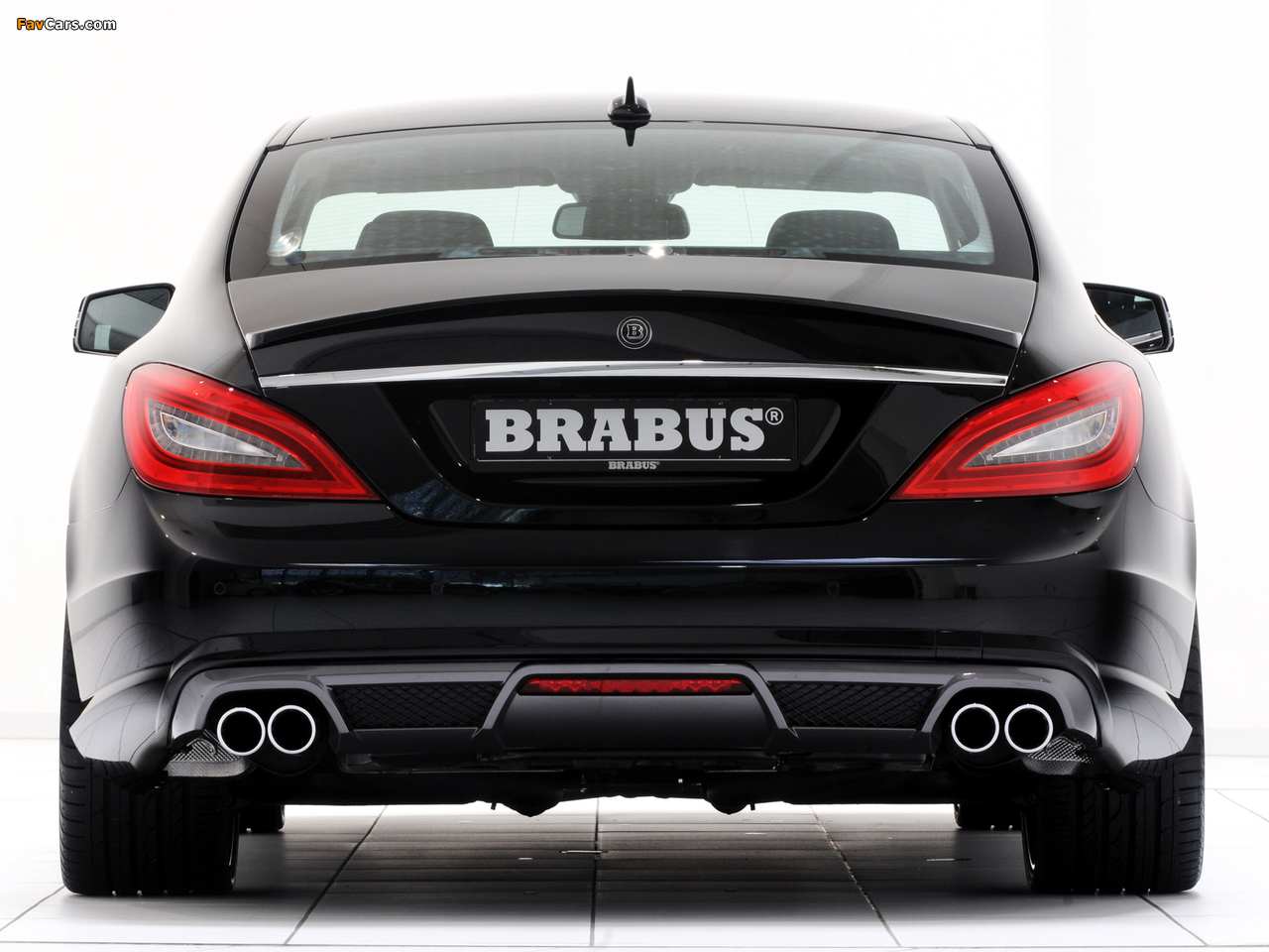 Brabus Mercedes-Benz CLS AMG Sports Package (C218) 2011 wallpapers (1280 x 960)