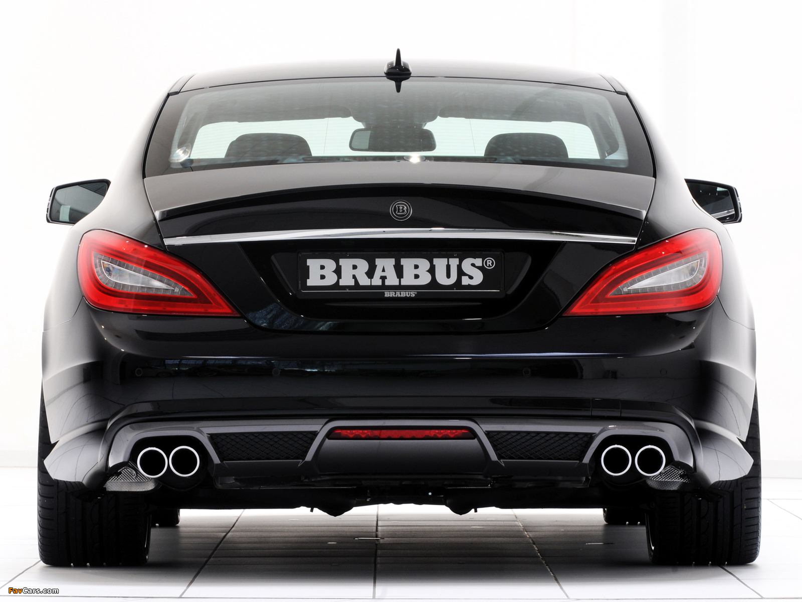 Brabus Mercedes-Benz CLS AMG Sports Package (C218) 2011 wallpapers (1600 x 1200)
